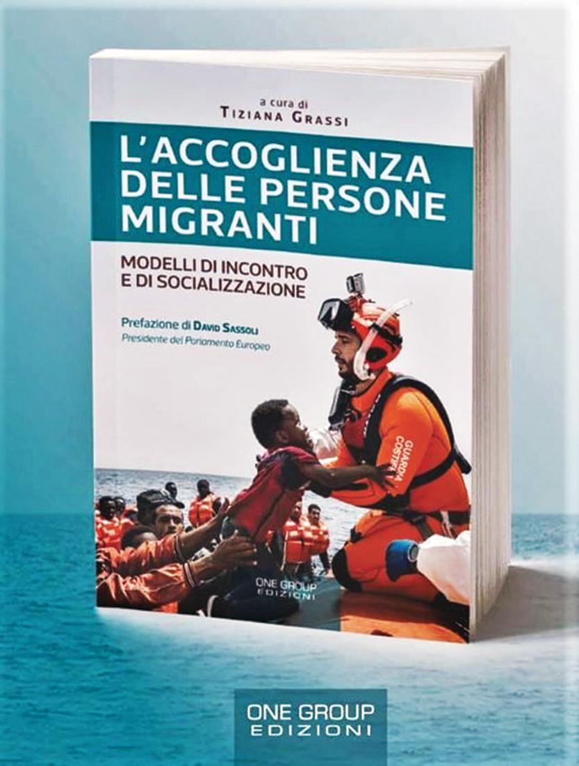 L'Aquila presente nel libro di Tiziana Grassi sui migranti