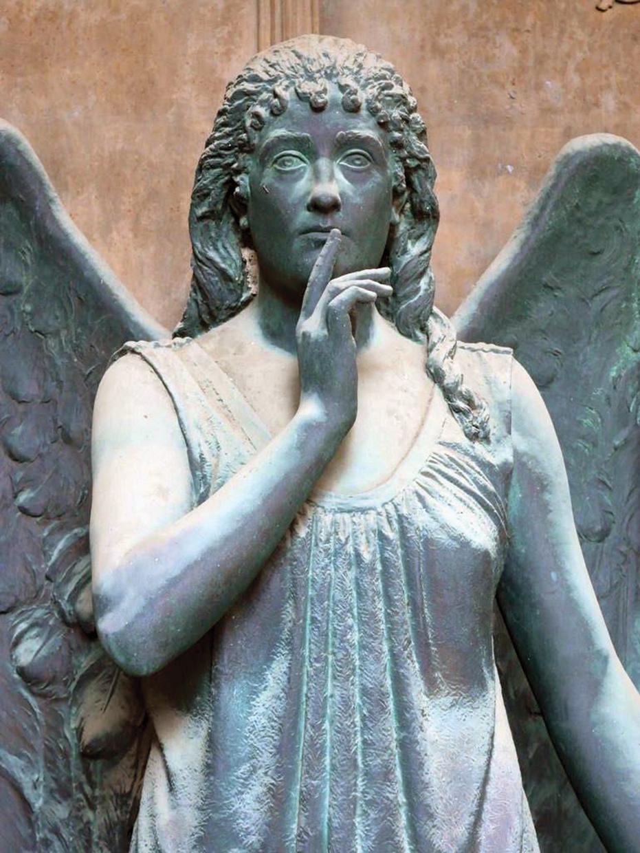 L'angelo del silenzio