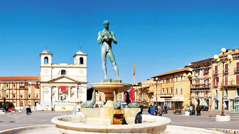 L'Aquila, città accogliente e multiculturale da secoli