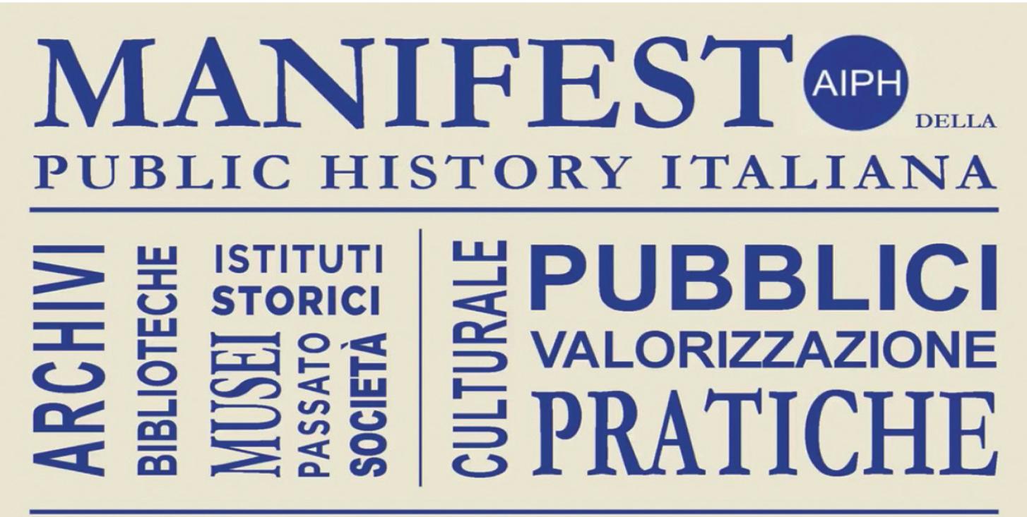 Public history, il racconto della storia per guardare al futuro