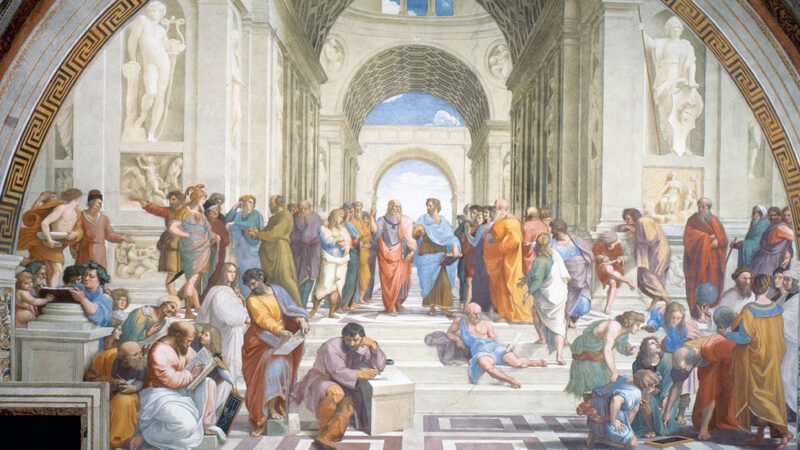 Dialogo di filosofia e arte