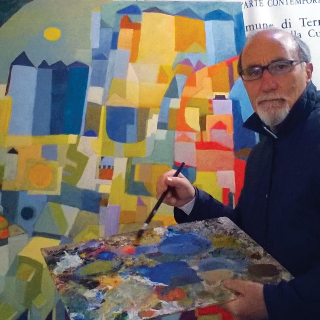 Intervista a Renato Marini, artista e operatore culturale