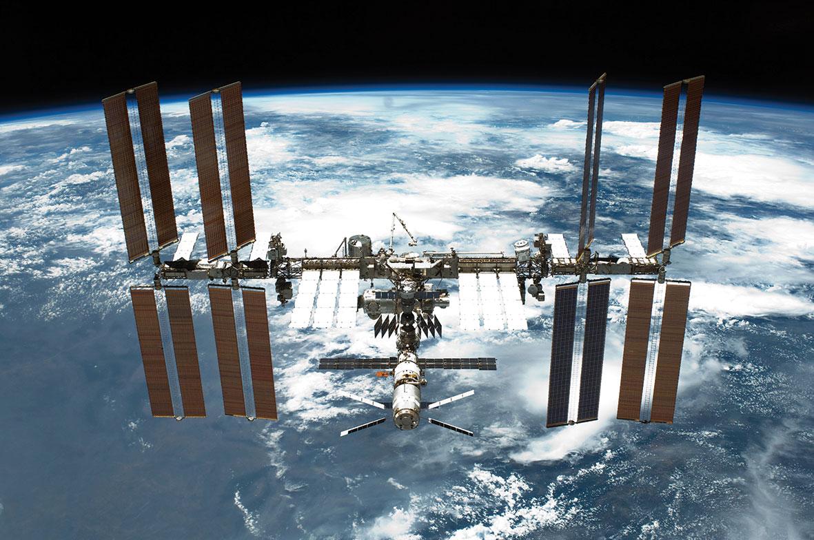 La nostra casa spaziale da 20 anni: la stazione spaziale internazionale