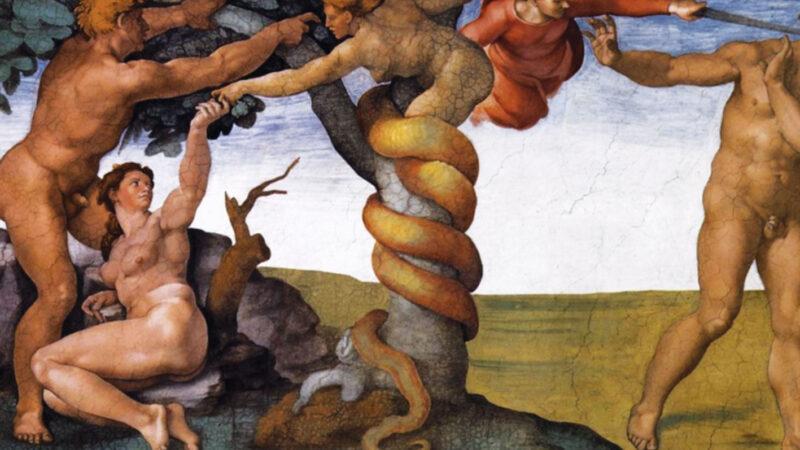 Eva e il peccato originale