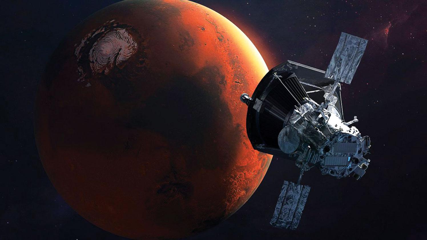 Verso Marte, e il futuro