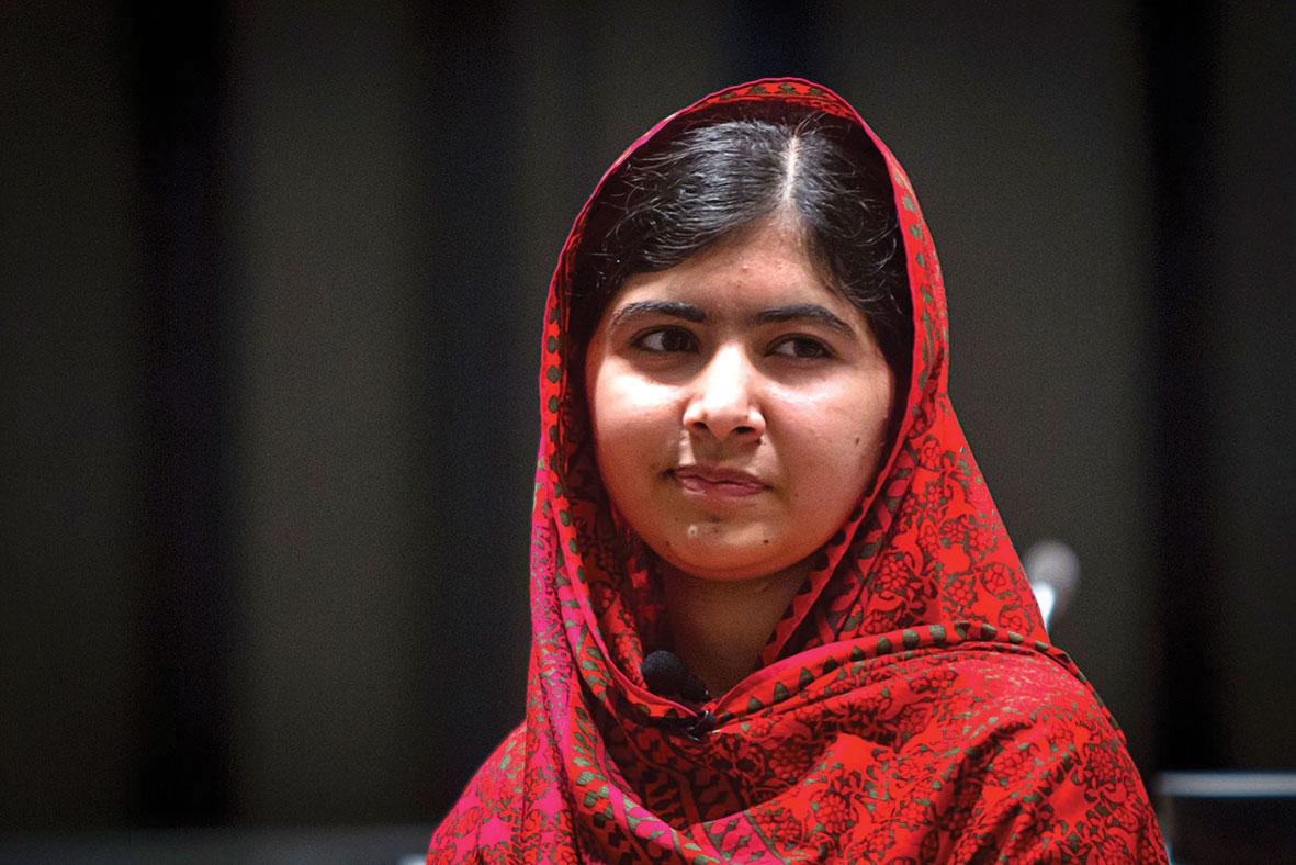 Il sogno di una bambina chiamata Malala