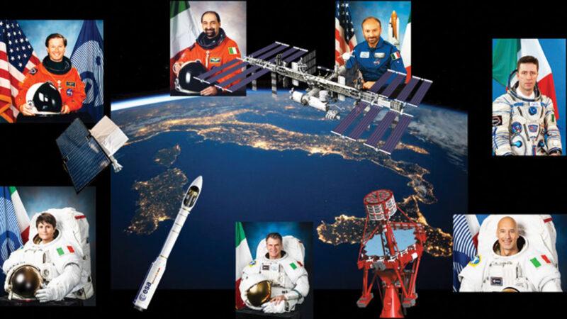 Un'Italia spaziale!
