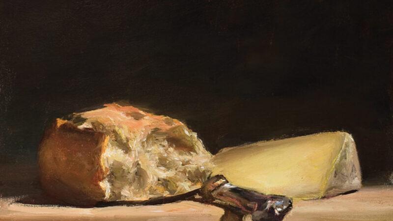 Il vecchio e il pane