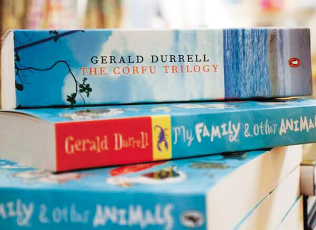 La trilogia di Corfù: piccolo mondo felice