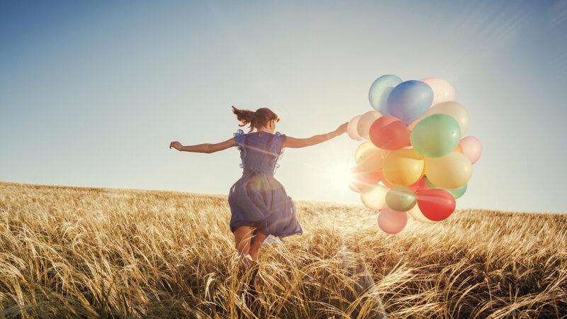 Viaje a través de sentimientos, palabras y colores