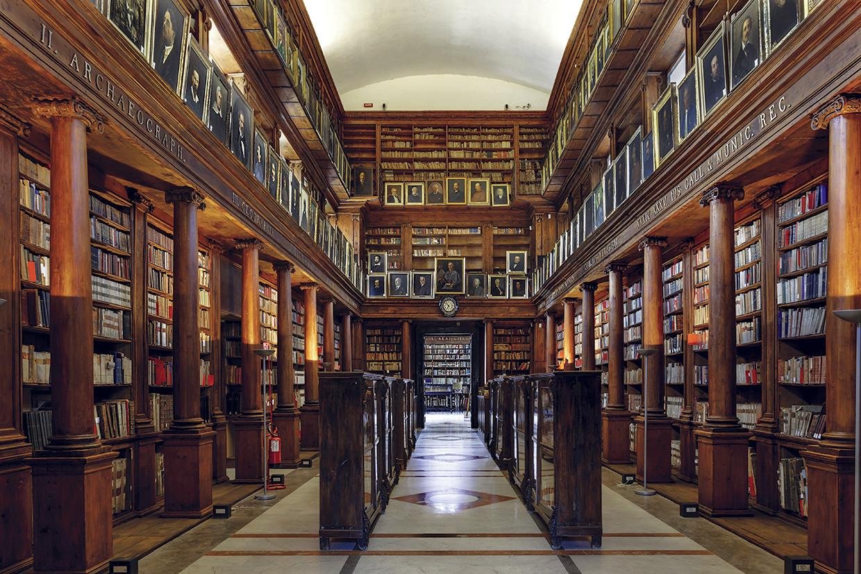 """La biblioteca """"luogo"""" del dialogo"""