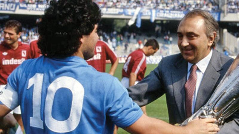 Intervista a Corrado Ferlaino