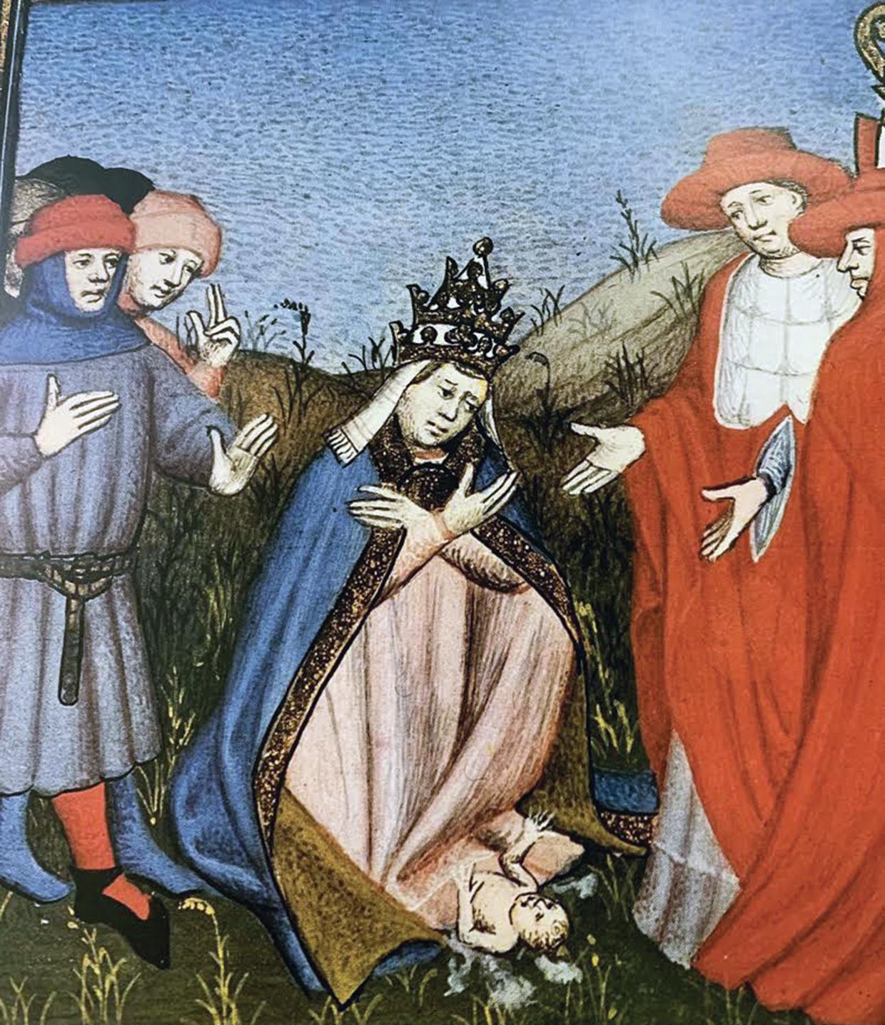 La Papessa Giovanna, quando la leggenda sfuma nella storia