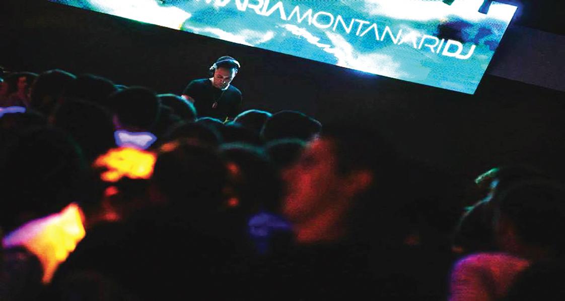 """Gianmaria Montanari, il dj del """"tutto è possibile"""""""