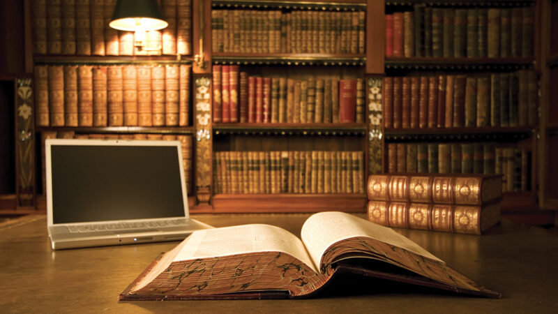 Nell'era della digitalizzazione sono ancora necessarie le biblioteche?