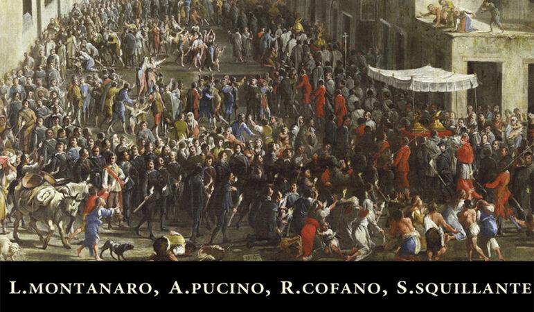 LARS, Il secolo jellato. 1631, l'eruzione, (L'Erudita, 2020)
