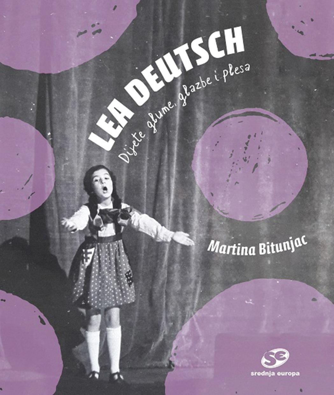 Lea Deutsch la bambina prodigio di Zagabria