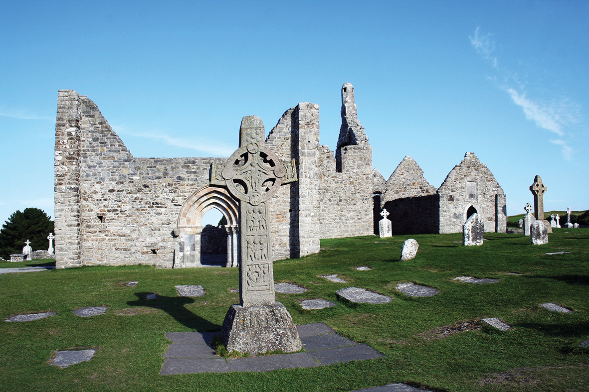 L'Europa dei monaci irlandesi