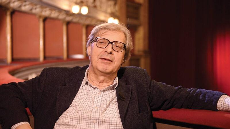 Intervista a Vittorio Sgarbi