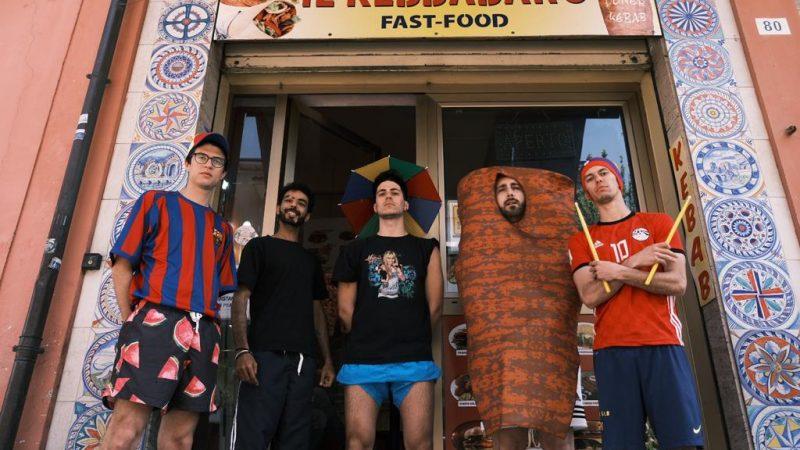 """""""La Kebab Serenata"""", il nuovo videoclip di Krapach e 0nagaru"""