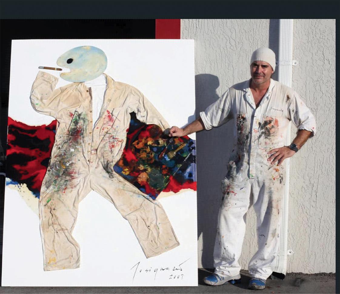 De resina y color… ¡dinamitas sobre el lienzo!