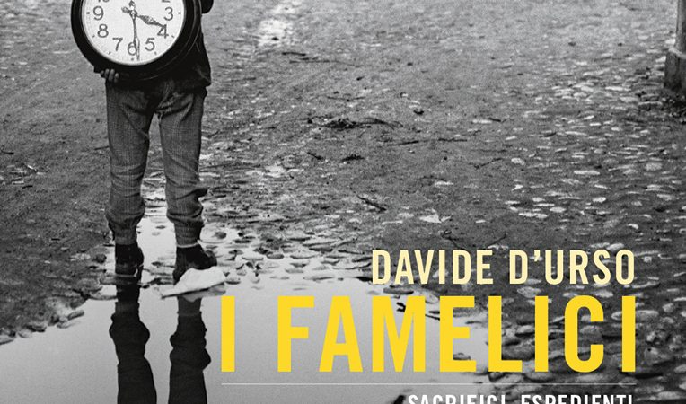 Davide D'Urso, I famelici (Bompiani, 2021)