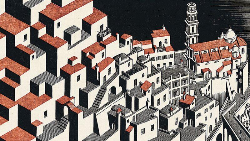 Non solo arte. Escher tra cinema, musica e psicologia
