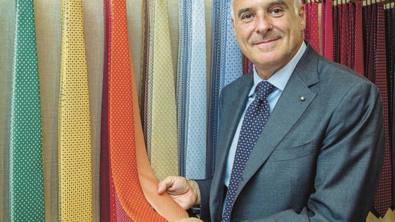 Maurizio Marinella e la sua Napoli