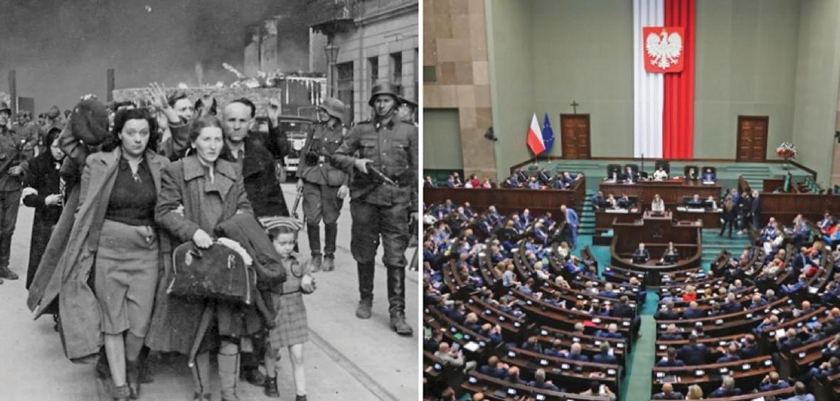 Poland snubs holocaust victims